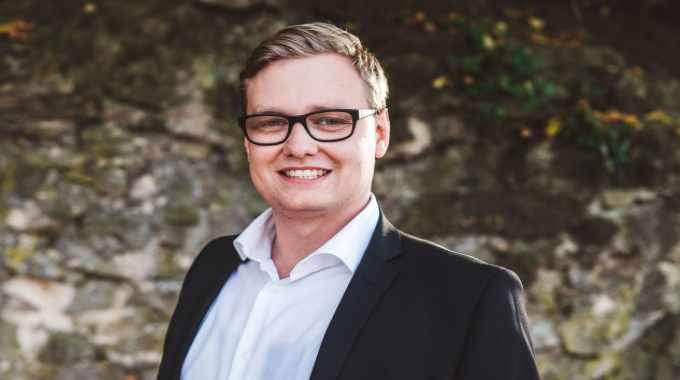 Lukas Lindwehr joins as application engineer/product manager