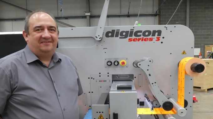 Dave Casey brings two decades of experience to his new role at AB Graphic