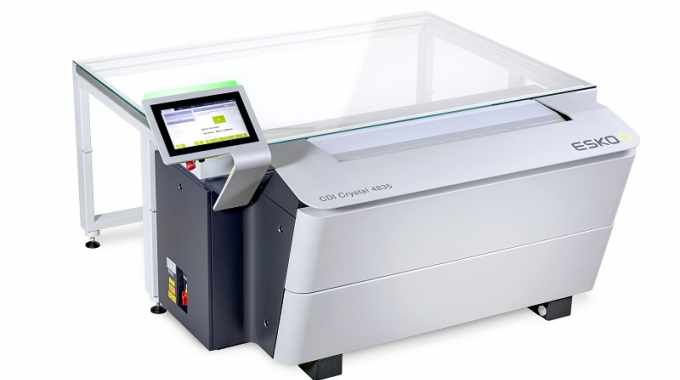 Esko has introduced the CDI Crystal 4835 and Print Control Wizard flexo platemaking systems