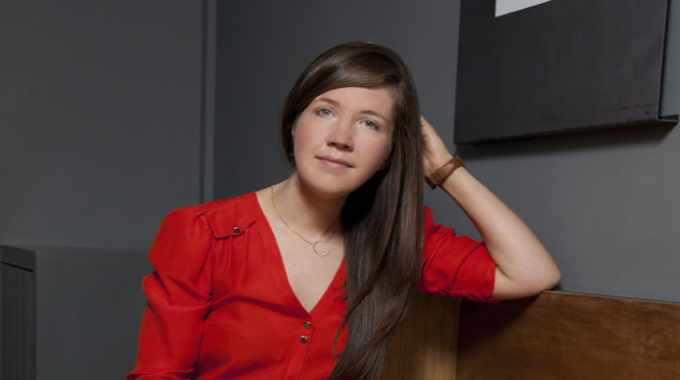 Kathryn Wilson is design lead for Guinness and Baileys at Diageo