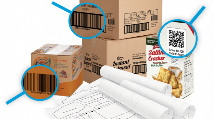 The new printhead supports a wide range of stitch-free product coding and marking applications for secondary packaging, including pharmaceutical labels and cartons, secondary box label replacement, as well as variable data printing