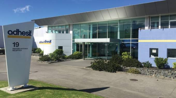Hexagon Holdings owns eight major label manufacturing facilities in New Zealand and Australia, including Adhesif Labels