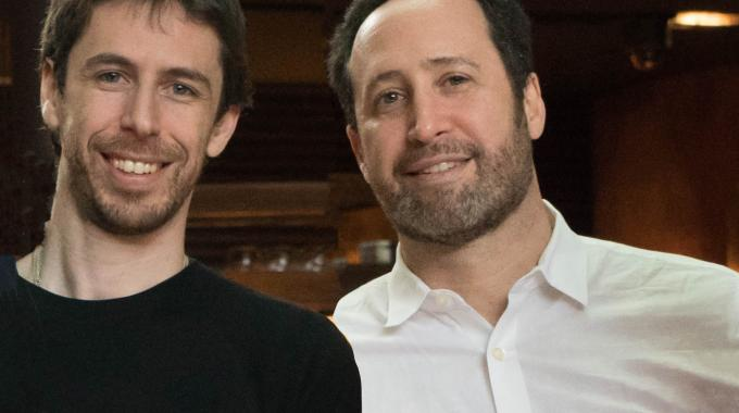 L-R: Brothers Ignacio and Sebastian Morrison, founders of Madiwor