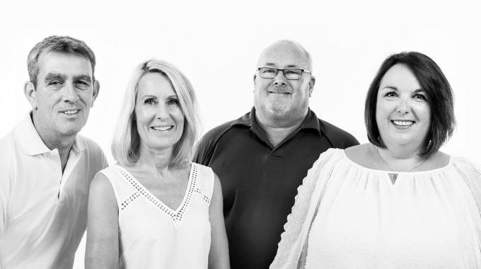 Mission Labels wants to continue to encompass a 'family' run business, with the four directors playing an active role in the company operations