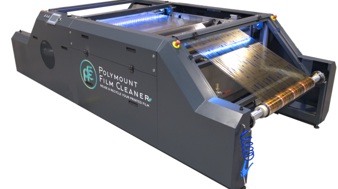 The machine division of Polymount, which manufactures the Polymount plate cleaner and film cleaner, will continue to operate as an independent production and development company