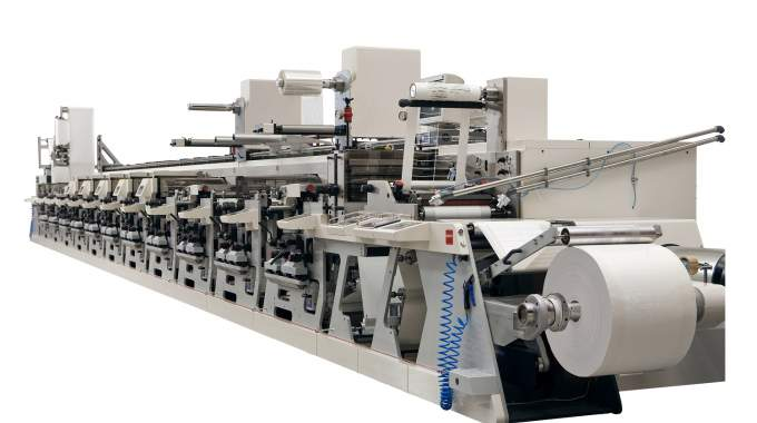 The Nilpeter MO-Line will be installed at the Sanfaustino Label site in Brescia, Italy