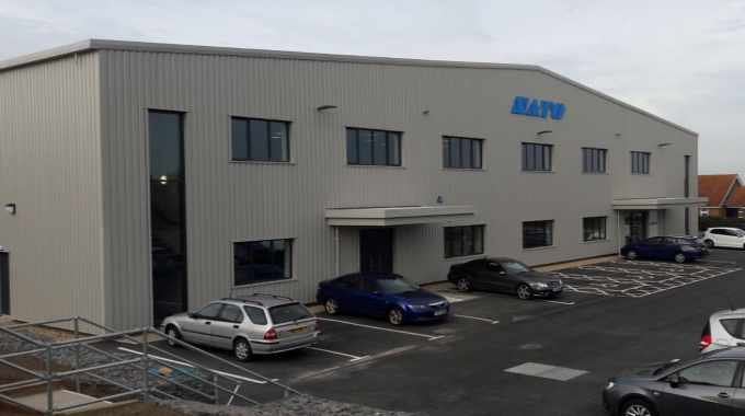 Adjacent to its existing site in Harwich, UK and 35,000 sq ft in size, the new site houses a modern office space for the company's customer service, purchasing and logistics teams, as well as extensive manufacturing and warehousing facilities