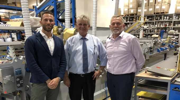 The investment is allowing the Adelaide-based company to 'recover lost markets' and also break into new markets