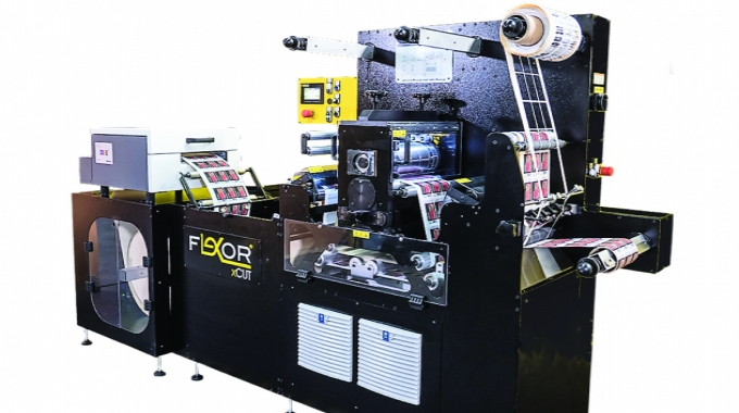 Tradeally International, exclusive distributor for Flexor in Asia, will display xCut, a 'plug and play' machine that can print, laminate, die-cut and convert in one pass