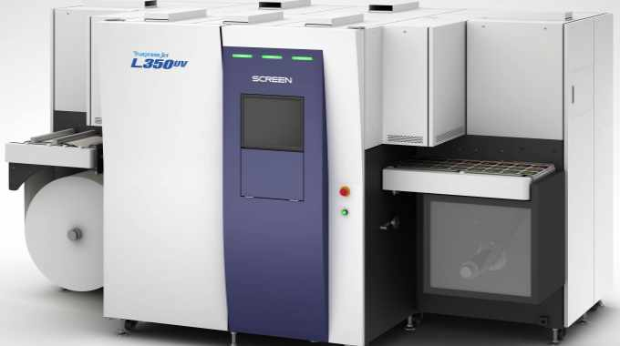 Ample Labels is pushing the run lengths on the L350UV out longer than it originally thought feasible or efficient