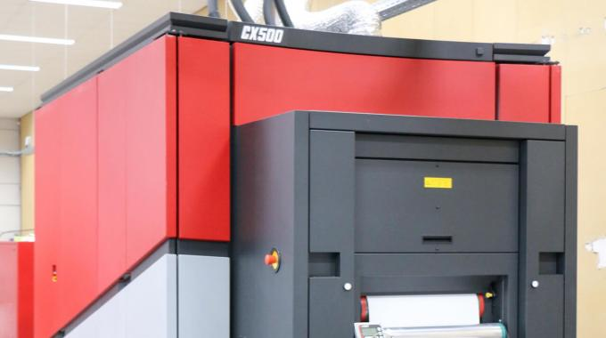 Success with the CX500 illustrate how dry toner technology remains key to Xeikon