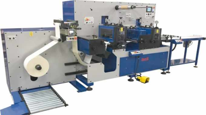 UK-based A4 Labels has installed a Daco D350S sheeting line for the production of A4 laser/inkjet labels