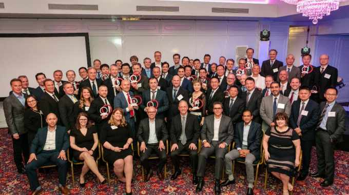Avery Dennison recognizes suppliers at global awards ceremony