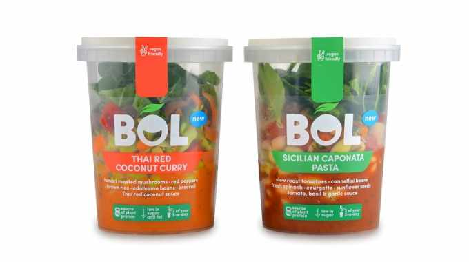 Digital printing delivers revamped packaging for UK food-to-go brand