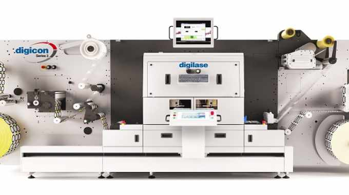 A new laser, Digilase, is being launched at the show