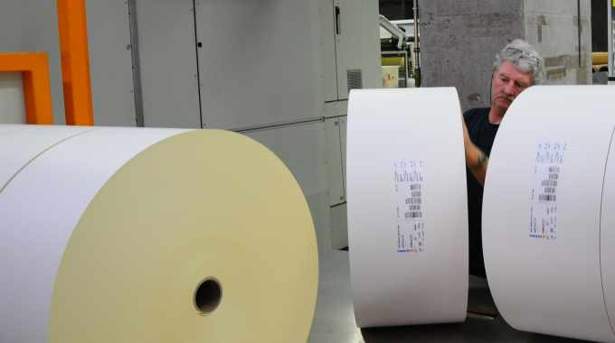 Herma introduces new thin range label stock