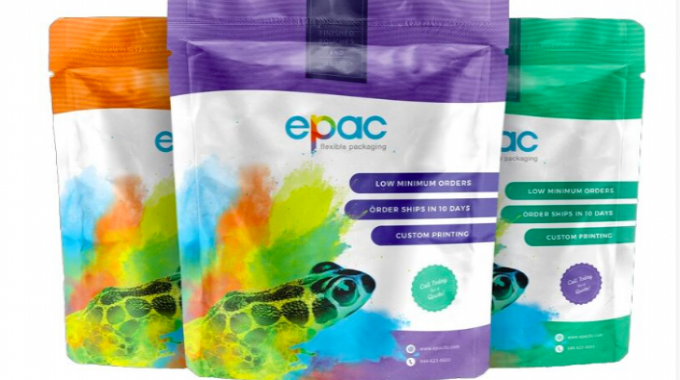 ePac uses HP Indigo 20000 digital presses to produce flexible packaging