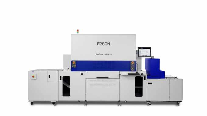 Epson label inks compliant for food contact