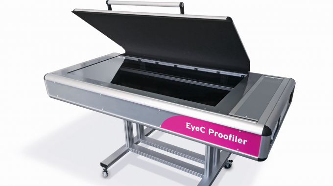 EyeC expands product portfolio for print sample testing in half formats