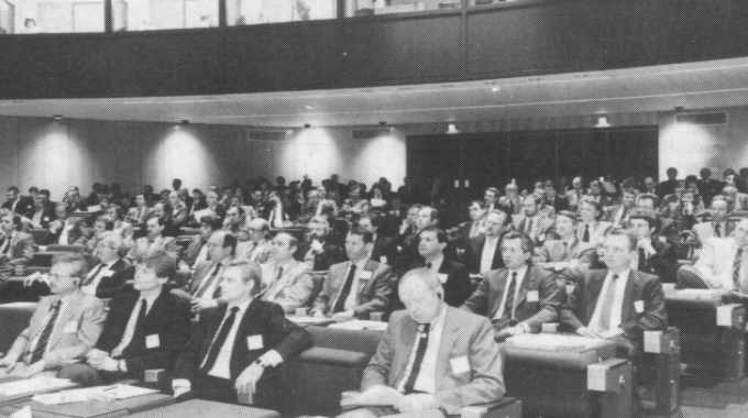 A Finat seminar in the 1980s