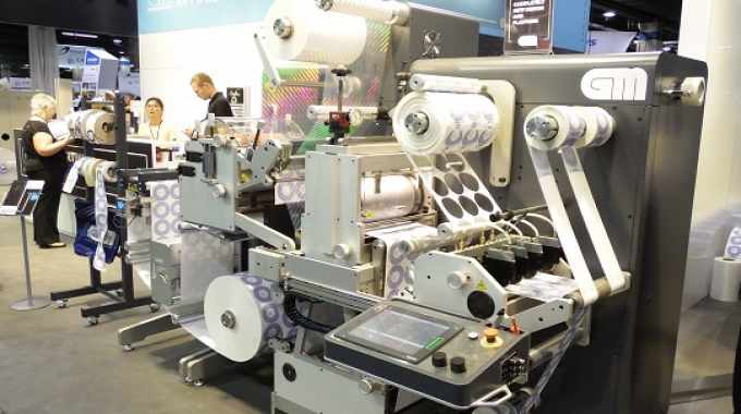 The fourth generation of the GM DC330Mini is launched at Labelexpo Americas 2018