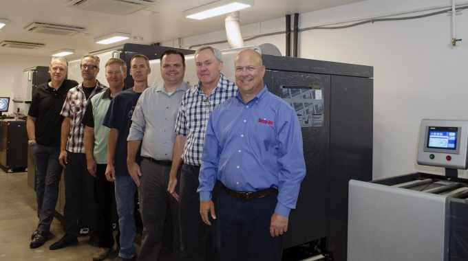 American Label expands with HP Indigo 8000 digital press