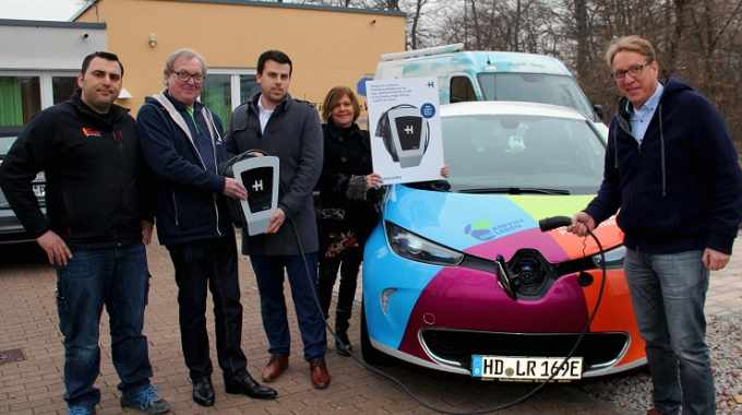 Heidelberg continues growth in electromobility