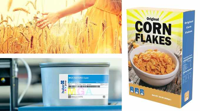 hubergroup launches globally compliant folding carton food packaging printing ink