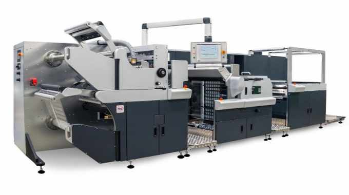 ILC760 will make its debut at Labelexpo Americas 2018 , running September 25-27, on the HP stand where it will be operating in-line with the HP Indigo 20000