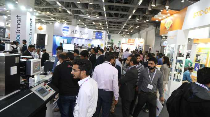A total of 9,851 visitors from 55 countries attended Labelexpo India 2018