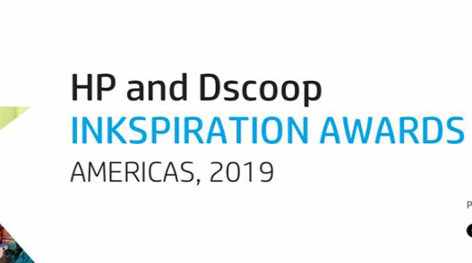 HP and Dscoop call for Inkspiration Award entries