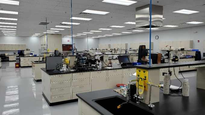 INX completes research and development center expansion