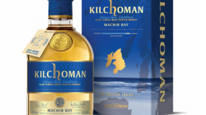 Based on the success of the original campaign, Kilchoman will integrate Thinfilm's NFC technology directly into the whisky bottle labels, eliminating the neck-tags