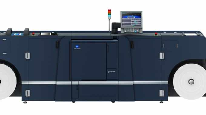 AccurioLabel 190 will also be on show on the Konia Minolta stand at Labelexpo Americas 2018