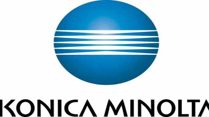 Konica Minolta appoints industrial print experts