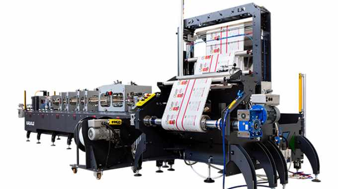 Karlville Swiss expands pouch converting machine business