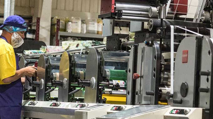 Mission Labels specializes in the design and printing of self-adhesive labels for UK and European businesses using flexo technology