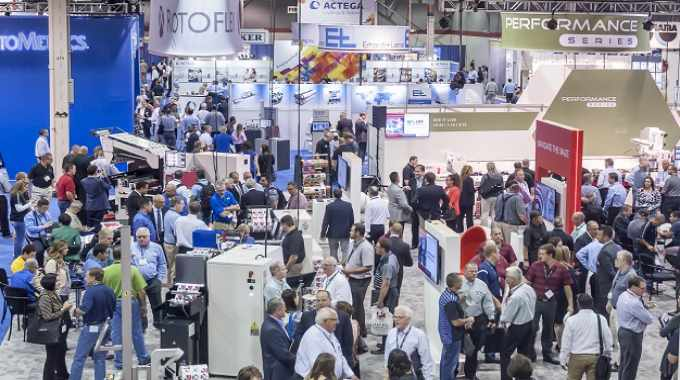 Labelexpo Americas 2018 takes place from September 25-27 at the Donald E. Stephens Convention Center in Rosemont, Illinoisq