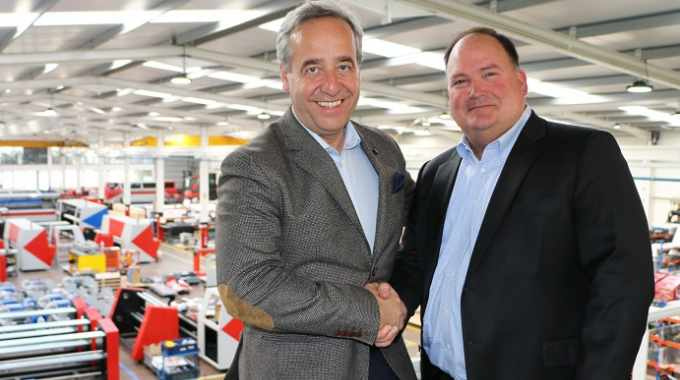 Michael Ring joins Mtex NS as CEO