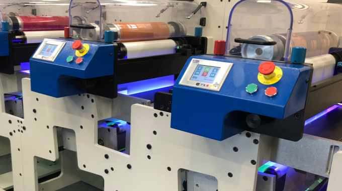 Nazdar and Focus Label Machinery partner to drive growth of UV LED technology