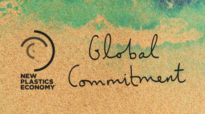 Mondi is an early signatory of the New Plastics Economy Global Commitment