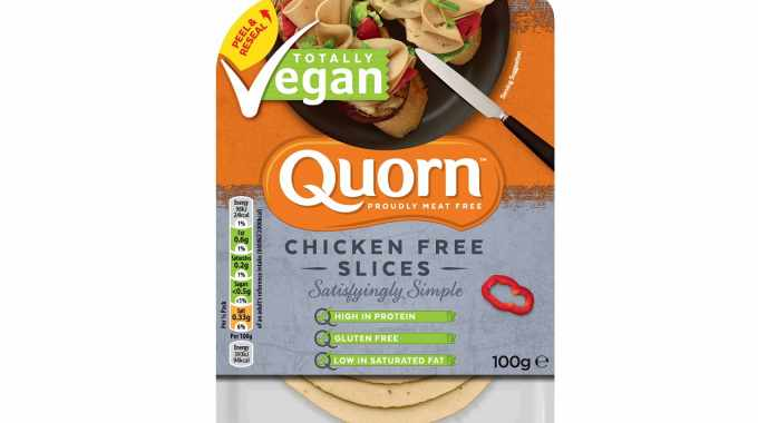 Parkside develops reclose packaging for Quorn