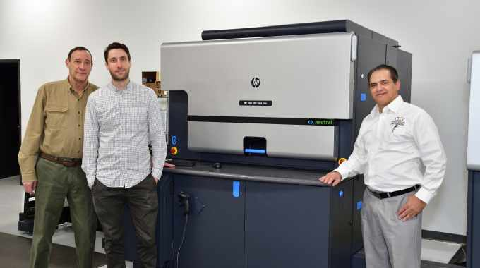 Precision Label launches digital silver ink production with new HP Indigo 6900 press