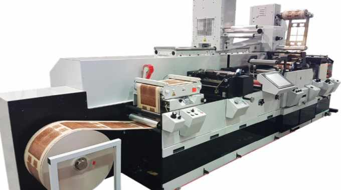 Rotoflex DF3 launches at Labelexpo