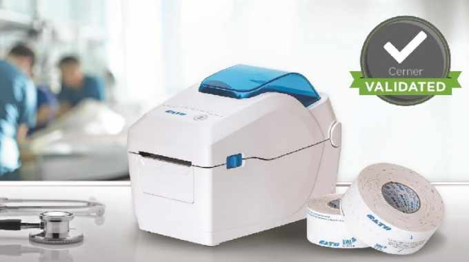 Sato launches hygienic printer