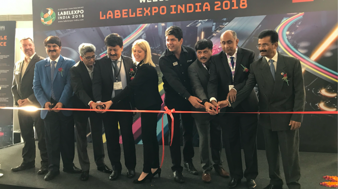 The sixth edition of Labelexpo India opened its doors today at India Expo Centre, Greater Noida, Delhi-NCR.