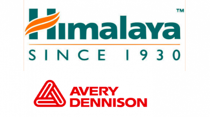 Avery Dennison and Himalaya Drug Company collaborate on liner recycling