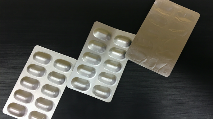 US patent granted to FlexFilms for alu-alu blister packs