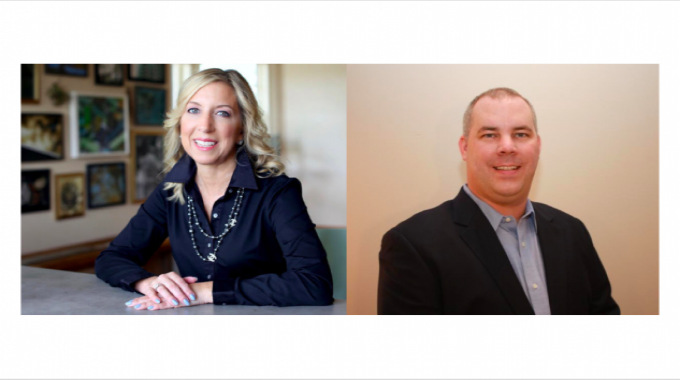 Kirsten Shields (left) and Bill Cox (right) appointed in leadership roles at Graymills