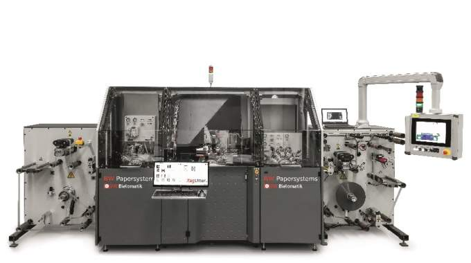BW Bielomatik launches machine for RFID inlays